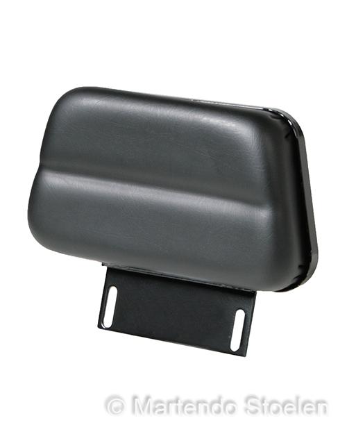 Cobo rugverlenging SC70 PVC zwart