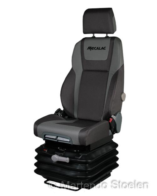 KAB 61/K4 mechanisch geveerde stoel MECALAC