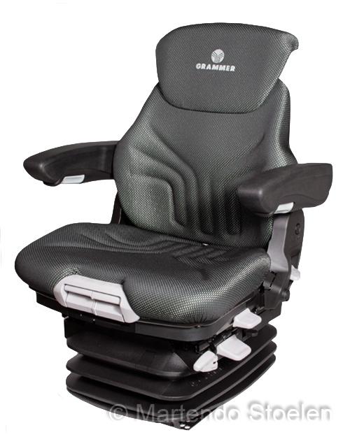 Grammer Maximo Comfort Plus AGRI met 2 x 20 gr. draaiplaat