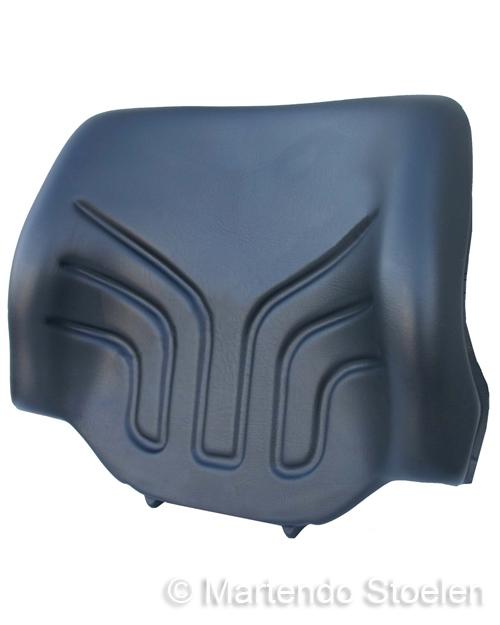 Rugkussen tbv heftruckstoel Grammer MSG12 en MSG20 PVC