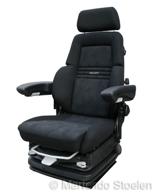 Grammer / Recaro Expert M luchtgeveerde stoel MSG97 12 Volt