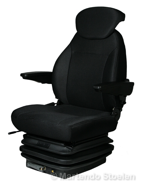Mechanisch geveerde stoel E85/C1 STOF