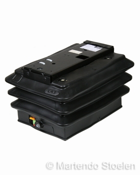 Veersysteem luchtgeveerd KAB 15 serie 12 Volt