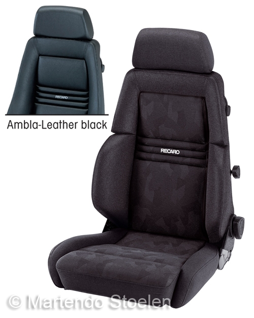 Recaro Expert M autostoel & bestelautostoel kunstleer