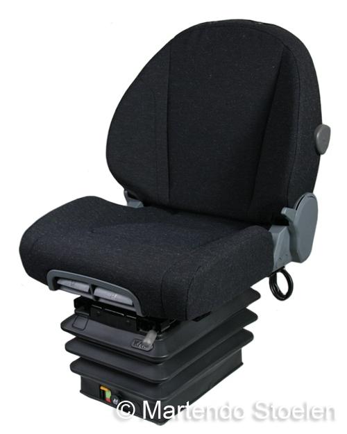 KAB15-K6  luchtgeveerde stoel met verstelbaar zitkussen