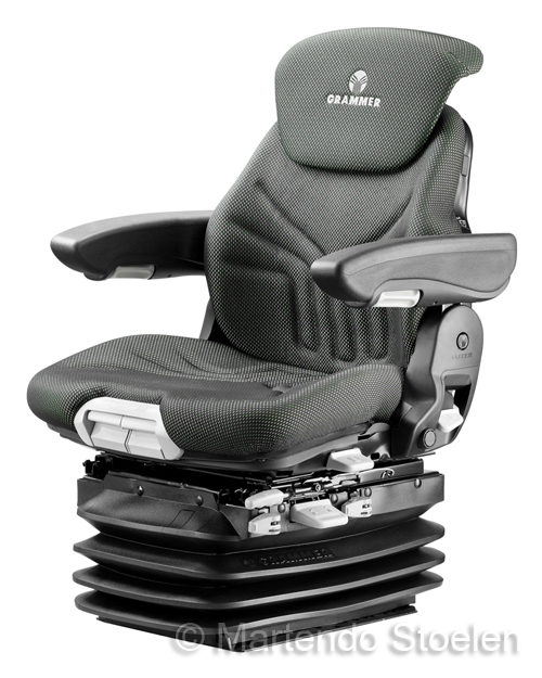 Grammer luchtgeveerde tractorstoel Maximo Professional AGRI