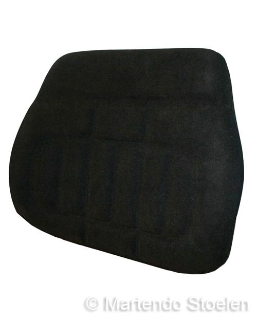 Rugkussen t.b.v. Grammer LS95/H90AR stof zwart