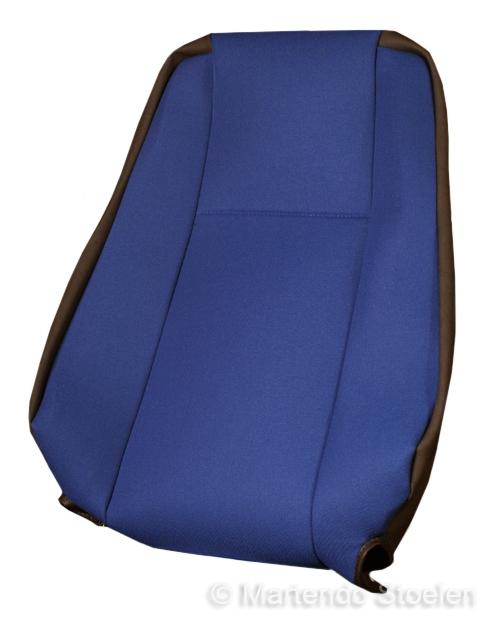 Rughoes tbv KAB T4  Stof Hitachi Blauw