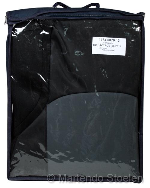 2-delige bekledingshoes voor Grammer M115 MB-ACTROS