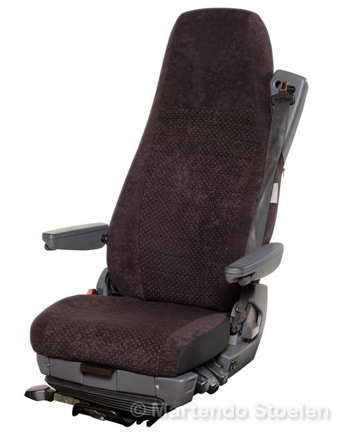 2-delige hoesset voor Scania R Basic/Medium stoel vanaf 2005