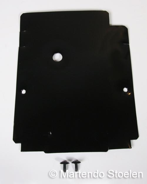 Afdekplaatje voor Grammer MSG95A veersysteem