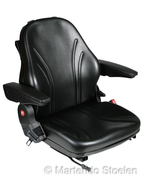 Bovendeel / Topper United Seats C2 PVC