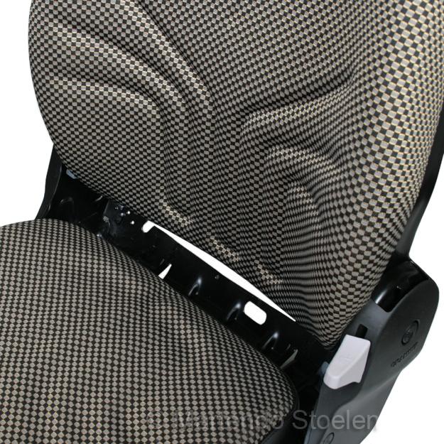 Bovendeel Grammer 722 met V-vormig zitkussen Stof Geel-Zwart