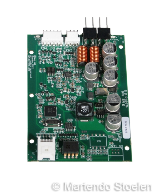 Circuit card / Control PCB voor Wipomatic