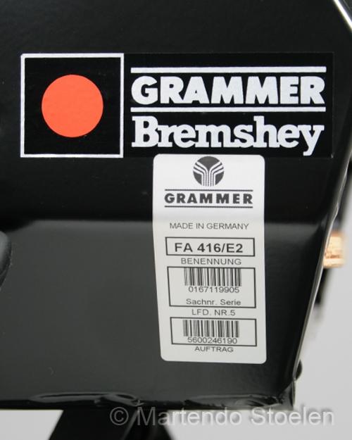 Grammer / Bremshey bovendeel FA416/E2