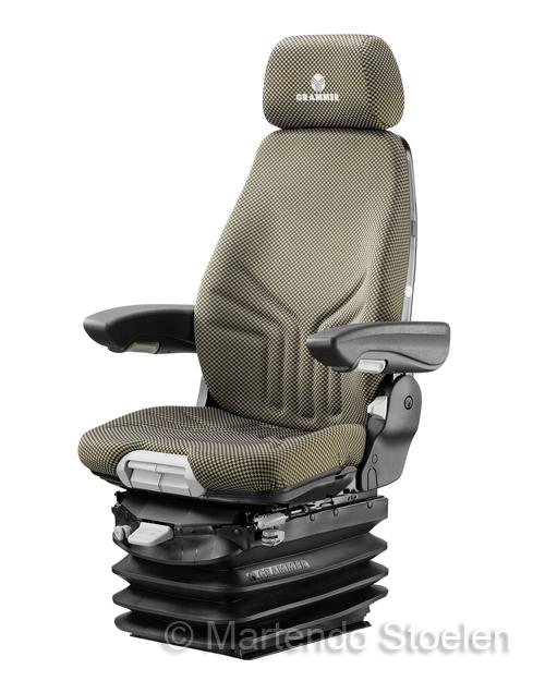 Grammer luchtgeveerde stoel Actimo XL MSG95A/722 24 Volt gz