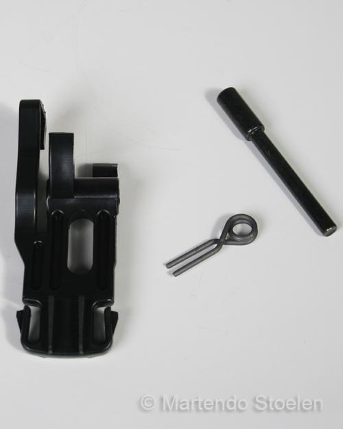 Hendel voor gewichtsinstelling Grammer Primo / MSG75