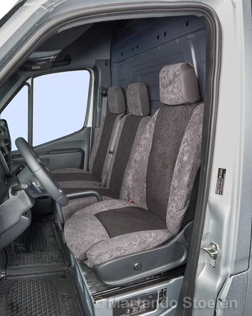 Hoezenset compleet voor MB Sprinter BR907 vanaf juni 2018