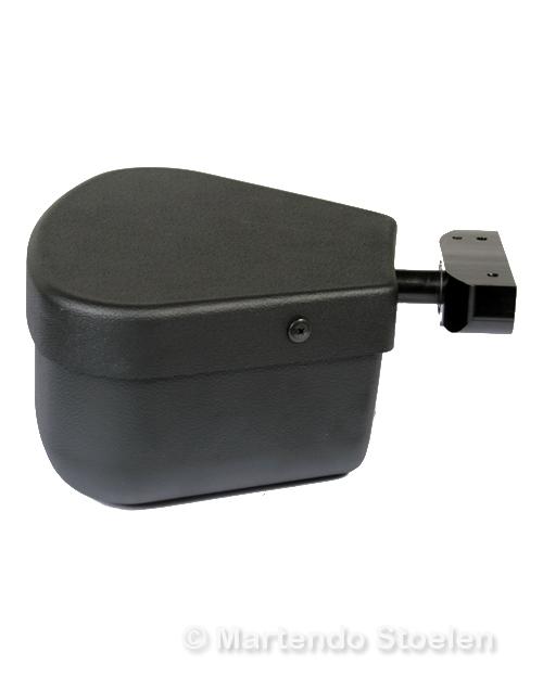 Joystickhouder / Joystick box XL Sittab met montagesteun