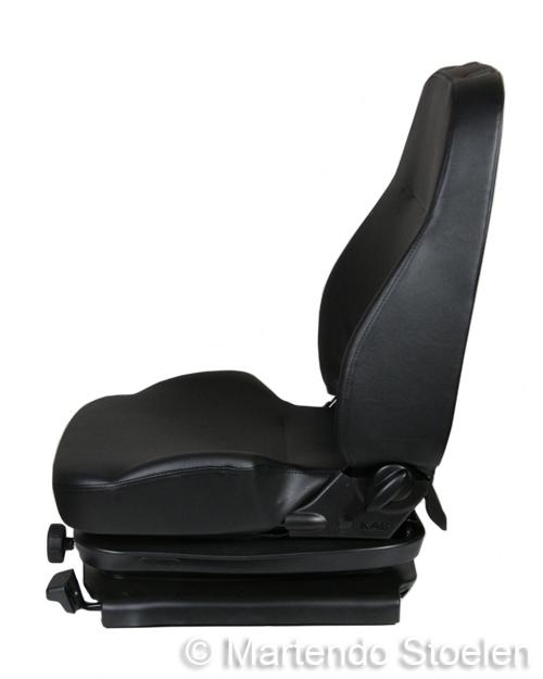 Mechanisch geveerde heftruckstoel KAB SENTINEL M80S1 PVC