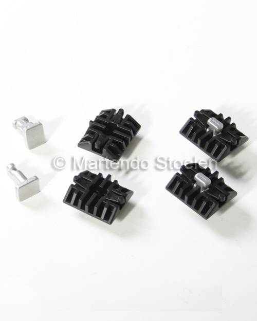 Montageblokjes voor zitschaal Recaro C6000, C7000