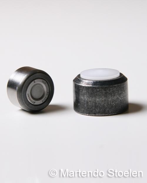 Naaldlager en nylonlager tbv horizontaalvering Grammer MSG95