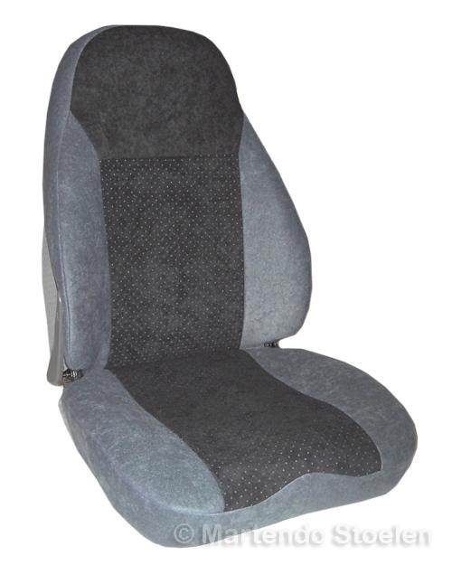 Pasvorm overtrekhoes tbv zitkussen en rugkussen KAB T7 CAT