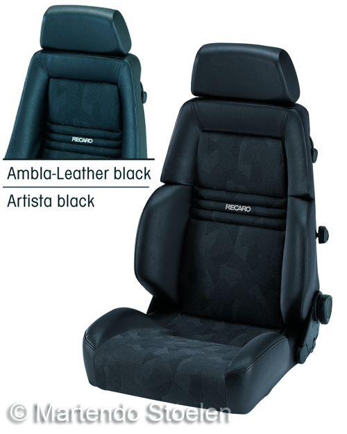 Recaro Expert S autostoel & bestelautostoel stof/vinyl