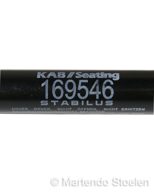 Schokdemper 100 mm. tbv KAB veersysteem