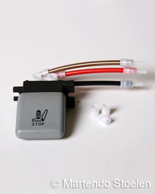 Sneldaalventiel ISRI 6820 compleet met knop