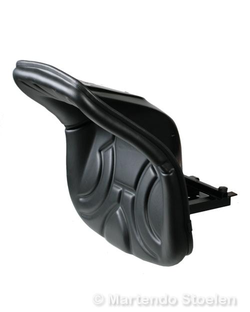 STAR kuip C001 PVC zwart, neerklapbare uitvoering