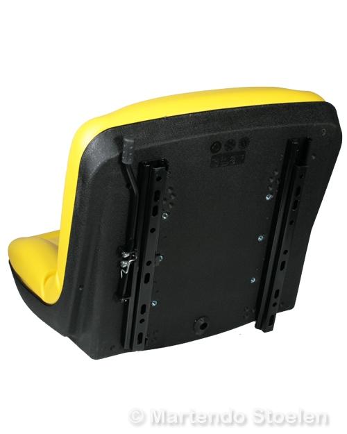 STAR kuip ST1846 PVC geel met langsverstelling