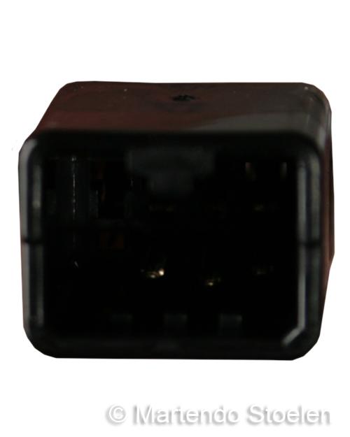 Stoelschakelaar Grammer Maximo-Actimo 3-polig CNH / SDF