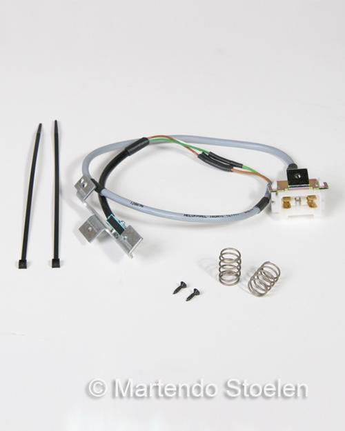 Stoelschakelaar origineel Grammer MSG20 N/O en N/C