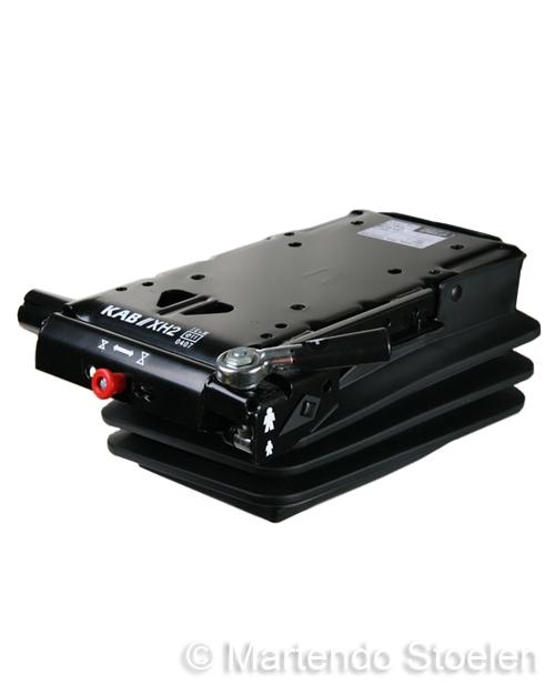 Veersysteem mechanisch geveerd KAB XH2