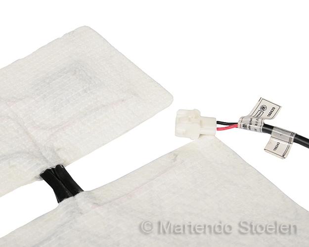 Verwarmingsmat 24 Volt tbv zitkussen KAB K4 nieuw model