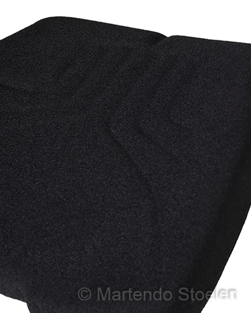 Zitkussen tbv Grammer Actimo M en XL stof zwart verwarmd