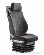 Hoesset MAN Grammer luchtgeveerde stoel +gordel+hoofdsteun