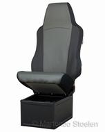 Hoesset MAN Grammer bijrijdersstoel met opklapbare zitting