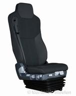 Hoesset MAN ISRI NTS-stoel +gordel+geïnt. hoofdsteun