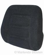 Rugkussen tbv heftruckstoel Grammer GS12 stof