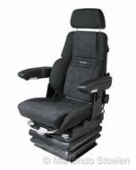 Grammer / Recaro Expert M luchtgeveerde MSG97 met vlakke rug