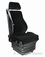 BE-GE 9220 mechanisch geveerde stoel met 3-punt gordel