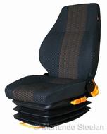 Luchtgeveerde vrachtwagenstoel ISRI 6500.517 216 mm. rail