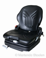 Grammer Primo L luchtgeveerde heftruckstoel PVC zwart