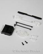 Set kunststof onderdelen t.b.v. Grammer MSG12 en MSG20.