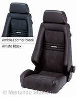 Recaro Specialist S autostoel & bestelautostoel stof/vinyl