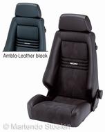 Recaro Specialist S autostoel & bestelautostoel  kunstleer