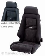 Recaro Specialist M autostoel & bestelautostoel stof/vinyl