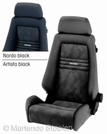 Recaro Specialist L autostoel & bestelautostoel stof zwart